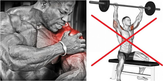 Never Make These 5 Shoulder Training Mistakes !!