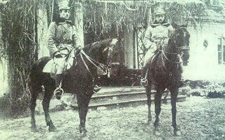 Rotmistrz Belina - Prażmowski i porucznik Orlicz - Dreszer