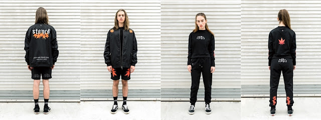 Stoned & Co., 2017 Fall/Winter, Premium Streetwear Collection, The Descendant