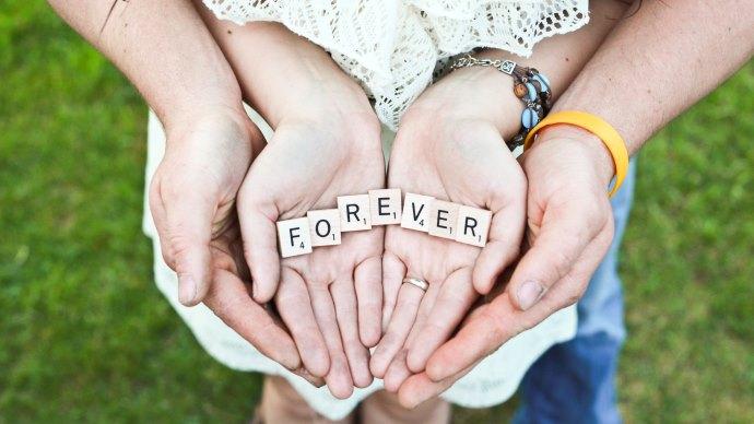 Wallpaper: Forever