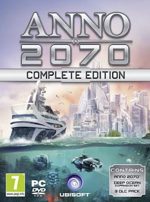 โหลดเกมส์ ANNO 2070 COMPLETE EDITION
