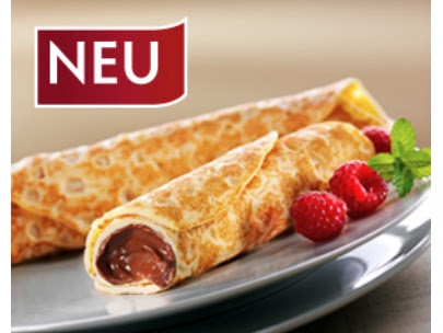 NEU von bofrost*free: Knoblauchbrot & Palatschinken