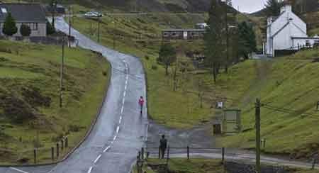 Under the Skin una película dirigida por Jonathan Glazer rodada en Escocia