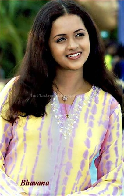 Bhavana homely dress images