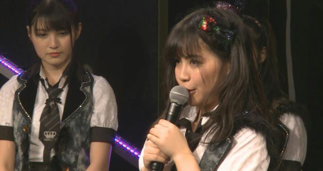 Ui Mashiro Graduate HKT48