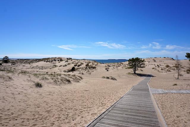 Yyteri ranta rantahiekka beach