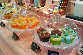 Mes Adresses : Chloé S. la cupcakerie rétro-glam - 40, rue Jean-Baptiste Pigalle - Paris 9