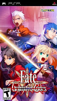 Download Fate Unlimited Codes PSP (USA) ISO