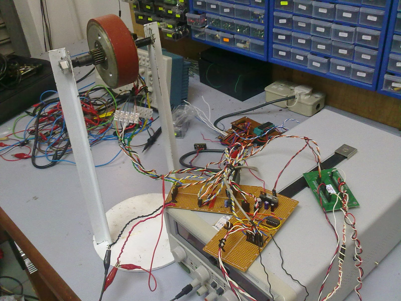 Electronic Projects and Design Blog: Project 52 : 36V BLDC ...