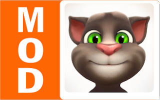 Download Talking Tom Cat MOD Apk Terbaru