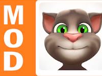 Download Talking Tom Cat MOD Apk Terbaru 2017