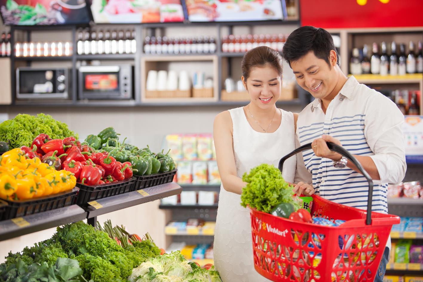 Tiện ích siêu thị tại chung cư Vincity Tây Mỗ