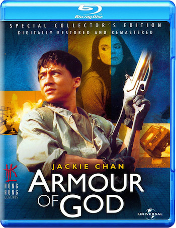 Armour of God 1986 Dual Audio BLuRay Download