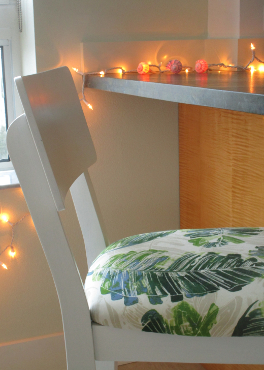 Simple Christmas String Light Stylings With A Coastal