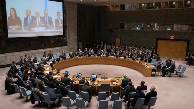 Rusia veta en CSNU un proyecto de resolución de EEUU sobre Siria