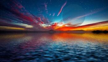 Proxima b كوكب المحيط كما تخيله علماء الفلك