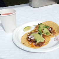 Chili Challenge Tacos at Chilifest at Mike's Maze New England Fall Events