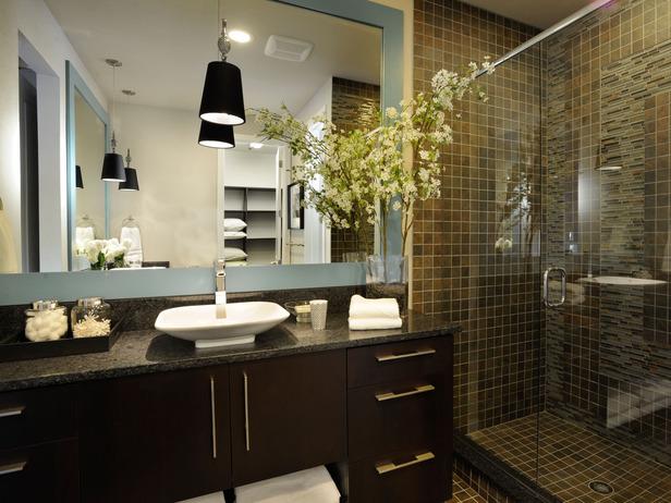 Modern Furniture Master Bathroom Pictures Quot Hgtv Green
