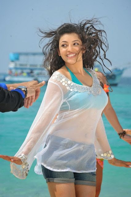 Bikini Tm Kajal Agarwal Latest Hot Stills-4063