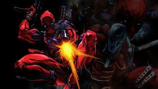 Deadpool PS3 Wallpaper