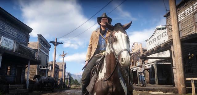 Red Dead Redemption 2 códigos e trapaças
