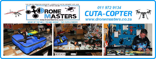 Dronemasters - Cut-Copter