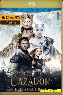 El Cazador Y La Reina De Hielo (2016) [4K UHD [HDR] [Latino-Inglés] [GoogleDrive] – By AngelStoreHD
