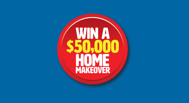 News from LMCU: The $50k Home Makeover Contest is Back!