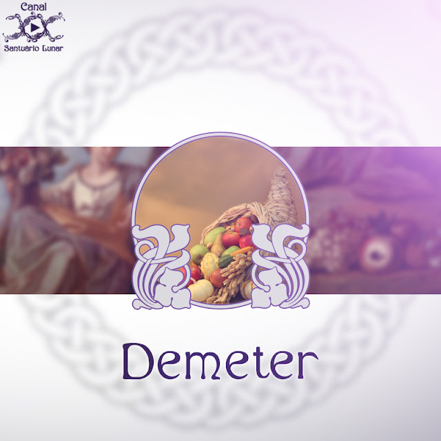 Demeter - Goddess of Agriculture and Fertility | Wicca, Magic, Witchcraft, Paganism