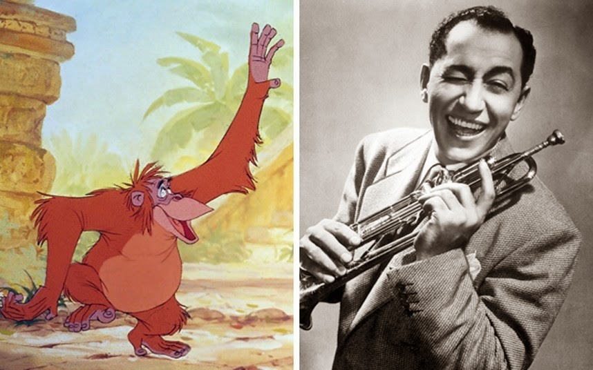 animatedfilmreviews.filminspector.com Louis Prima The Jungle Book king of the apes