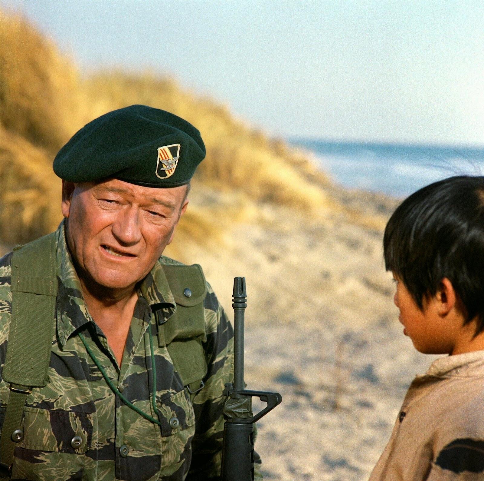 """Recordando """"The Ballad of the Green Berets"""" (""""Sargento Barry Sadler ... 5ad5465b97e"""