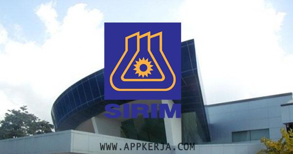 Jawatan Kosong Terkini di SIRIM QAS International Sdn Bhd - 14 Jun 2018