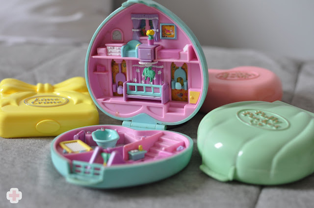 Compact Polly Pocket restaurado