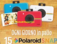 Logo Con i Salumi Galbani vinci subito 375 Polaroid Snap con carta per 20 pose