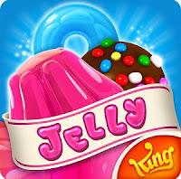 Candy Crush Jelly Saga - Eztosai