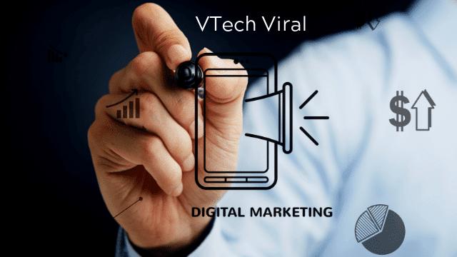 Top 25 Digital Marketing channels | VTech Viral