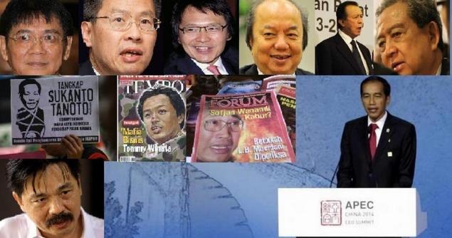 Indonesia Dalam Lilitan Mafia Cukong-cukong Cina