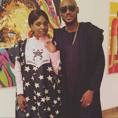 wp 1505719355331 - ENTERTAINMENT: Annie Idibia's Heart Touching Promise to 2Face as he turns 41