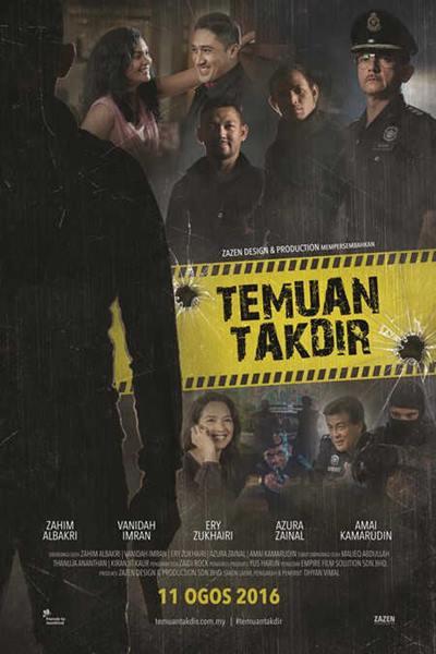 Temuan Takdir 2016 full movie