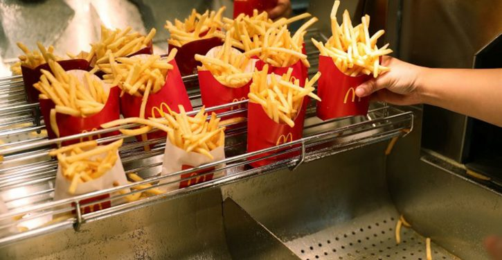 Mc Donald's Fries Contain Ingredients That Are Dangerous To Your Health