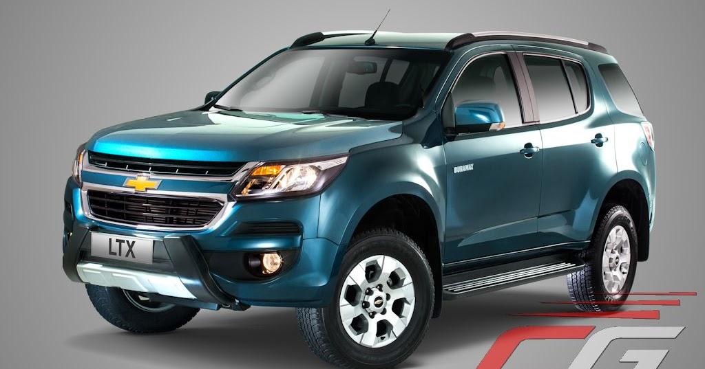 Chevrolet Adds LTX Variant to 2017 Trailblazer Line-Up (w ...