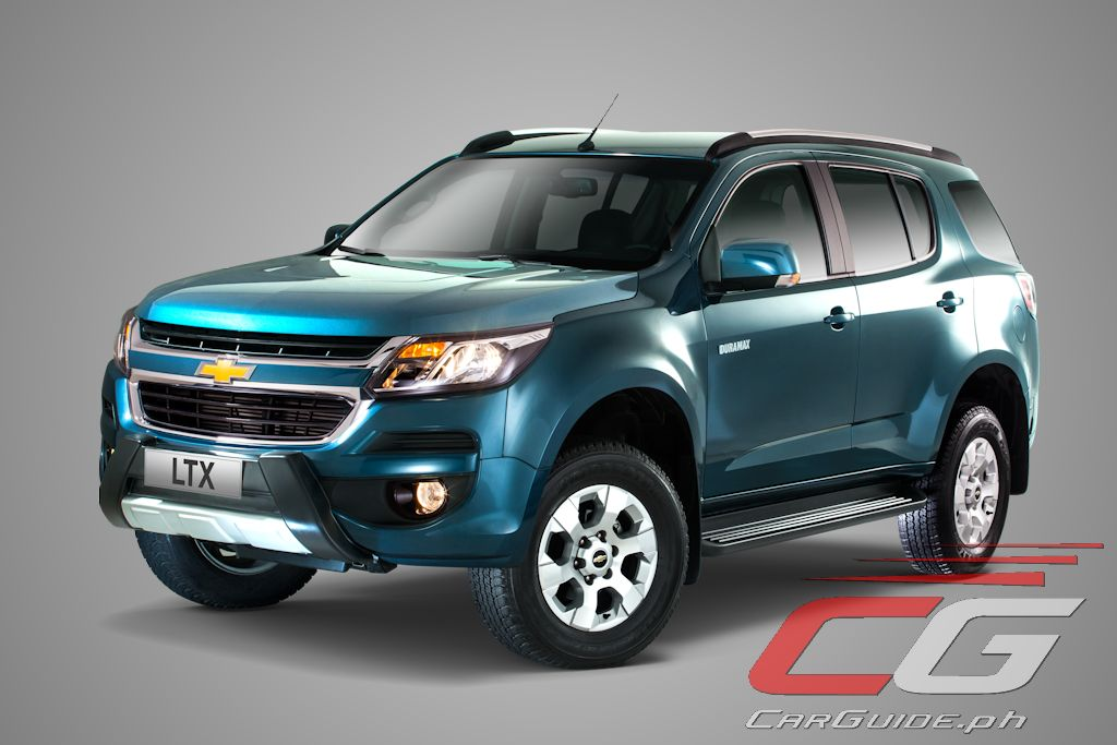 Chevrolet Adds LTX Variant to 2017 Trailblazer Line-Up (w ...