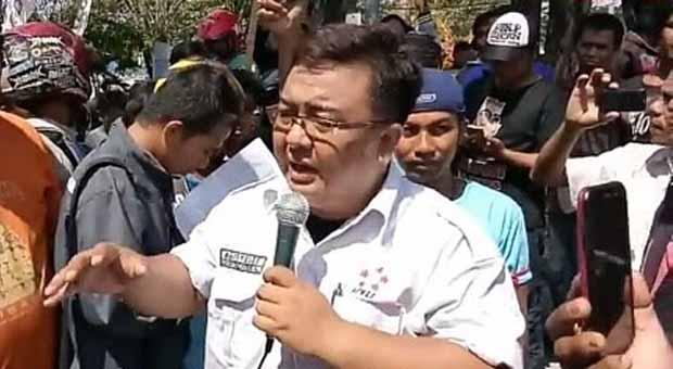 Gusur PKL, Pemerintah Sidoarjo Langgar Perda No.3/2016