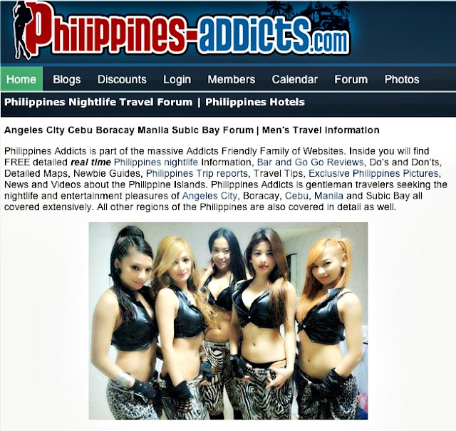 philippines Addicts forums-creme de la creme sexpats?