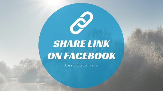 How To Share Link On Facebook<br/>