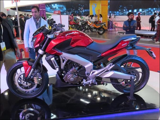 New Bajaj Pulsar 400CS (Cruiser Sports): A Closer Look, Features ...