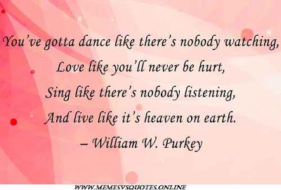 dance is like no body is dancing