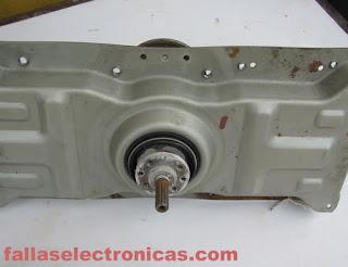 Ruido insoportable al centrifugar lavadora electrolux