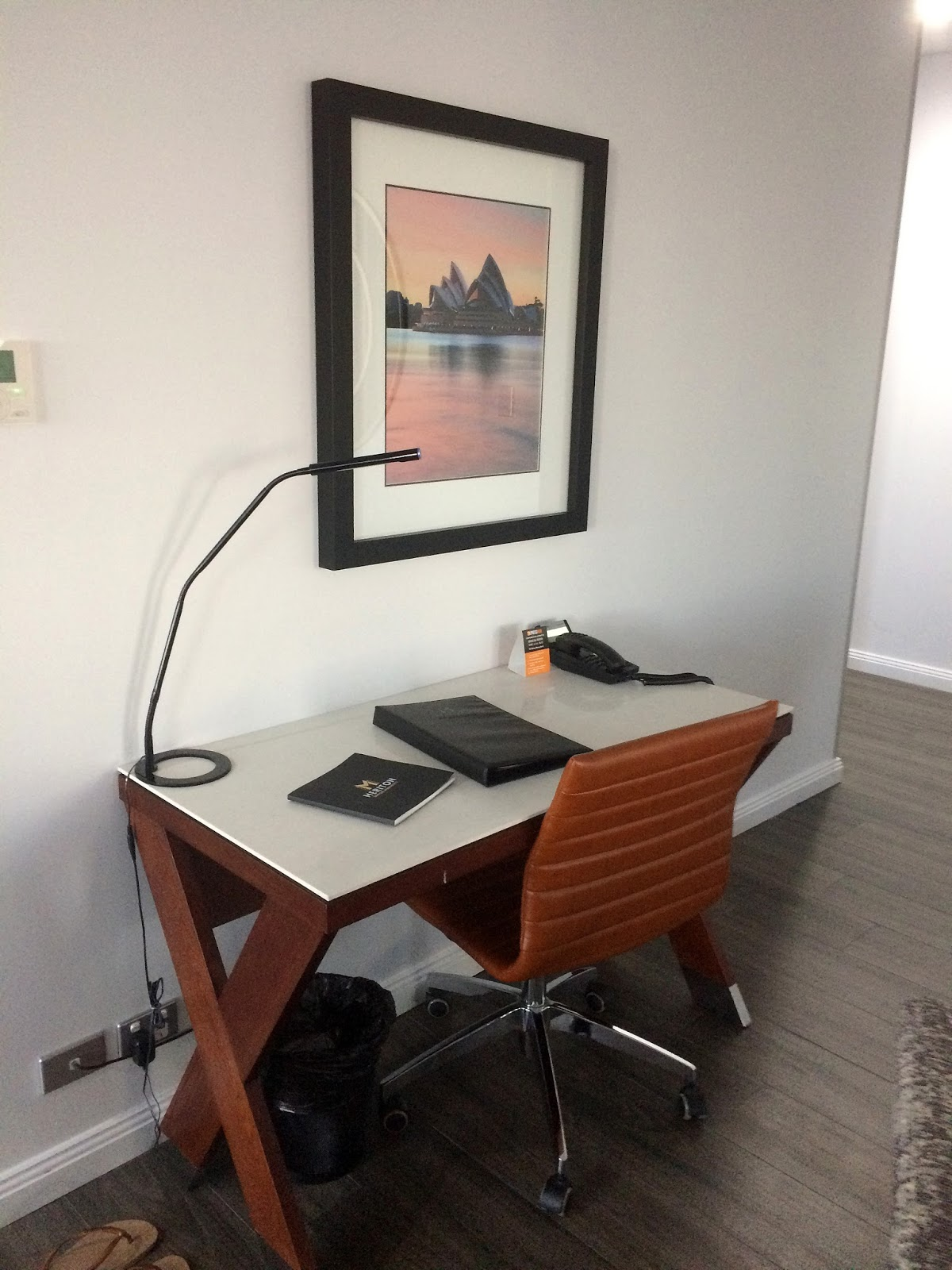 Meriton Church Street Parramatta Desk