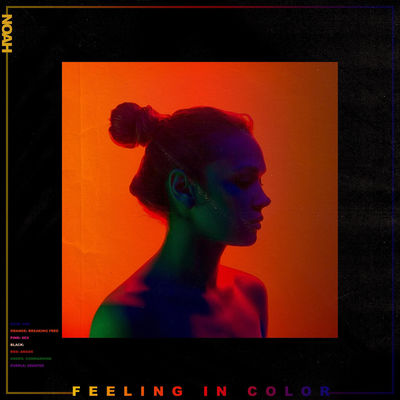 Noah (NO1Drug) - Feeling In Color - Album Download, Itunes Cover, Official Cover, Album CD Cover Art, Tracklist